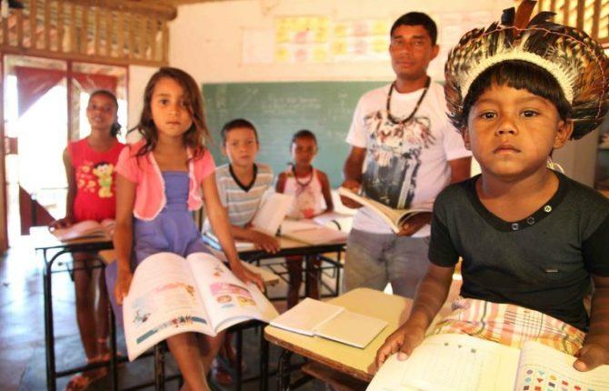 Educação do Campo, Indígena e Quilombola
