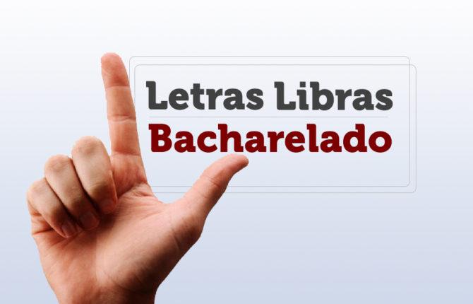 Letras Libras Bacharel